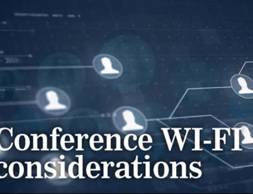 Conference Wi-Fi